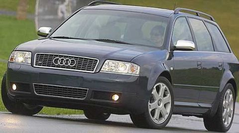 Audi S Avant First Drive Full Review Of The New Audi S - 2002 audi