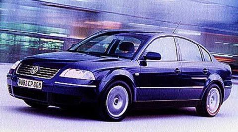 2002 vw passat reviews