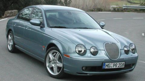 2003 jaguar s type r first drive full review of the new 2003