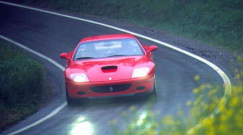 Ferrari 575m Maranello First Drive Full Review Of The New Ferrari