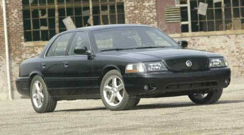 2003 Mercury Marauder First Drive Full Review Of The New 2003