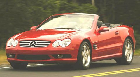 mercedes benz sl55 amg first drive full review of the new mercedes rh roadandtrack com