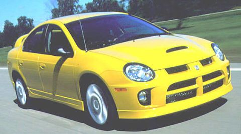 2003 Dodge Neon Srt 4 First Drive Full Review Of The New 2003