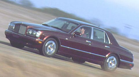 2003 Bentley Arnage R First Drive Full Review Of The New 2003