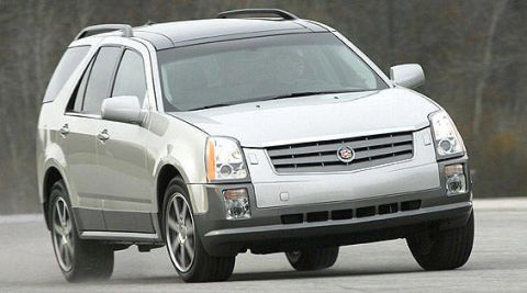 2004 Cadillac SRX First Drive – Full Review of the New 2004