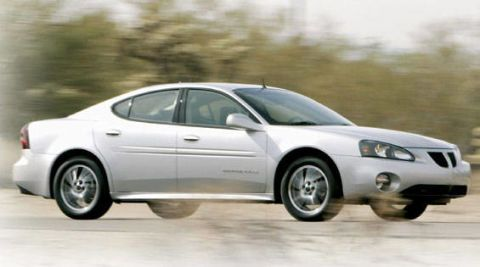 2004 Pontiac Grand Prix Gtp First Drive Full Review Of The New