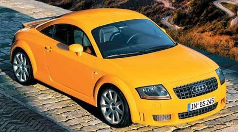 2004 Audi TT 3 2 Quattro First Drive – Full Review of the New 2004