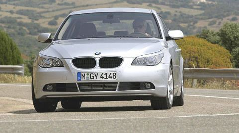2004 BMW 5 Series First Drive – Full Review of the New 2004 BMW 5 Series