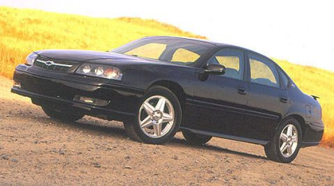 2004 chevrolet impala ss first drive full review of the new 2004 2004 chevrolet impala ss publicscrutiny Choice Image