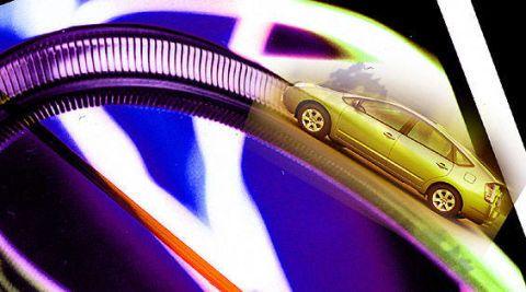 Motor vehicle, Automotive design, Mode of transport, Vehicle, Automotive mirror, Vehicle door, Automotive exterior, Car, Automotive lighting, Purple,