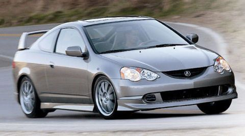 Acura RSX TypeS ASpec First Drive Full Review Of The New Acura - 2006 acura rsx type s wheels