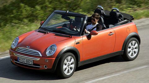 View the latest first drive review of the 2005 Mini Cooper ...