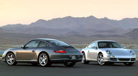 2005 porsche 911 hp