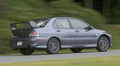 Image. Advertisement   Continue Reading Below. Anyone Familiar With The Mitsubishi  Lancer Evolution ...