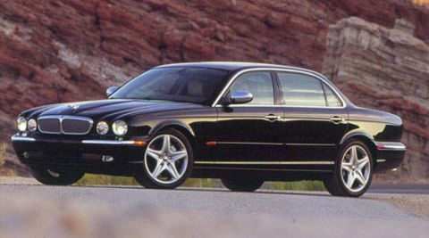 View The Latest First Drive Review Of The 2005 Jaguar Xj8 Super V8