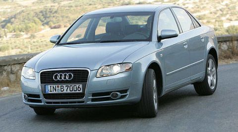 View The Latest First Drive Review Of The Audi A Find - 2005 audi a4