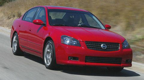 View the latest first drive review of the Nissan Altima SE-R. Find ...