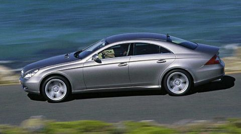 2006 Cls 500 >> View The Latest First Drive Review Of The 2006 Mercedes Benz