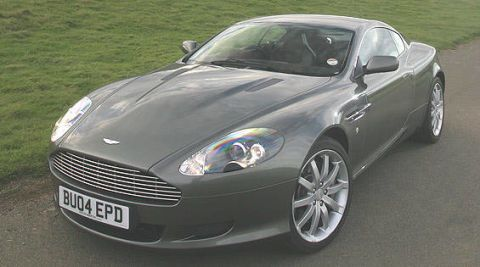 Road Test Of The Aston Martin DB Full Authoritative Test Of - 2005 aston martin db9