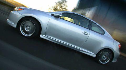 Scion Tc 0-60 >> Road Test Of The 2005 Scion Tc Full Authoritative Test Of