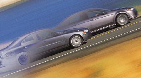 Complete Comparison Test Of The 2004 Acura Tl A Spec And The 2004