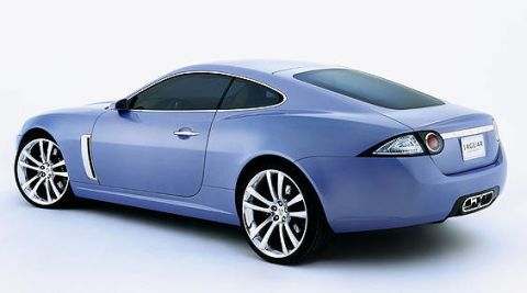 First Look At The New Jaguar Advanced Lightweight Coupe Photos And