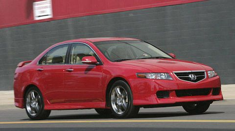 View the latest first drive review of the Acura TSX A-Spec