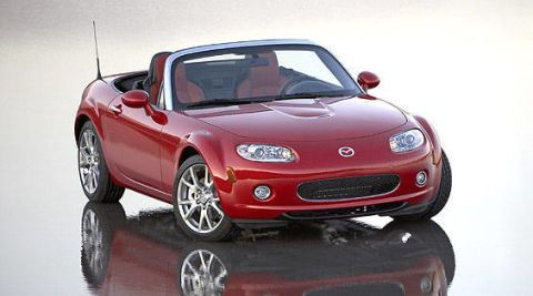 View The Latest First Drive Review Of The 2006 Mazda Mx 5 Find