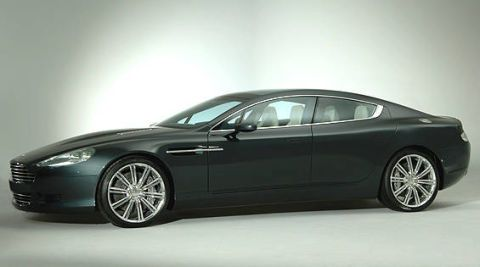 First Look At The New Aston Martin Rapide Concept Photos And Just