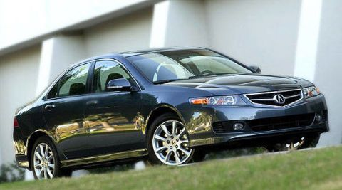 View the latest first drive review of the 2006 Acura TSX