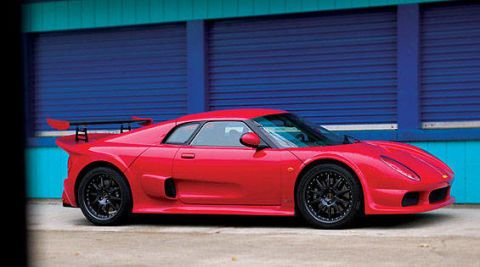 first look at the new noble m400 photos and just released details rh roadandtrack com Noble M12 Noble M14