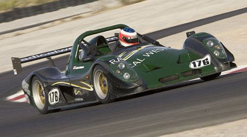 First Look at the New Radical SR3 - Photos and Just-Released Details