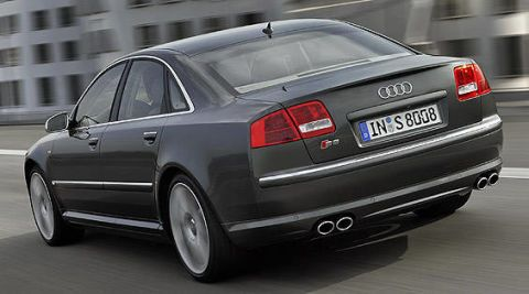 View The Latest First Drive Review Of The Audi S Find - 2007 audi s8