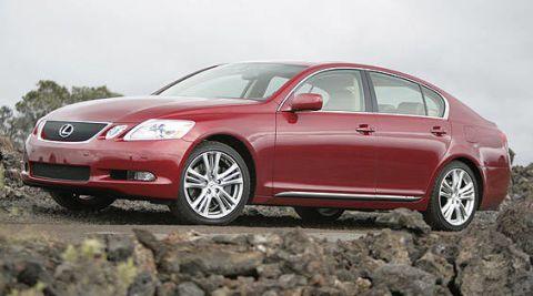 2007 lexus gs 450h reliability