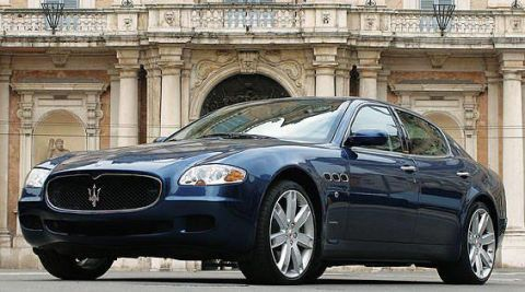 View The Latest First Drive Review Of The 2007 Maserati