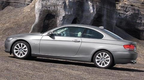 BMW Series BMW Series Coupe Photos And JustReleased - 2007 bmw 3 series 328xi coupe