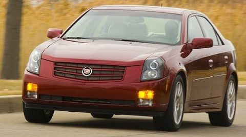 View The Latest First Drive Review Of The Cadillac Cts Sport Find