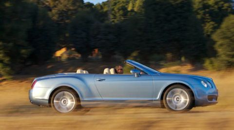 View The Latest First Drive Review Of The 2007 Bentley Continental