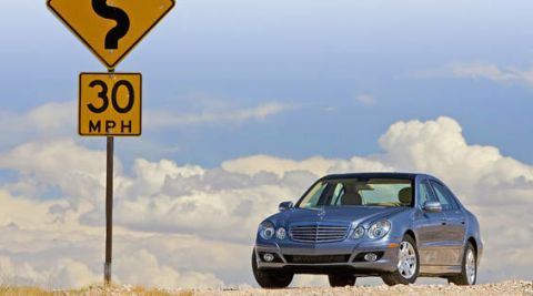 Mode of transport, Daytime, Automotive design, Automotive mirror, Cloud, Infrastructure, Transport, Automotive parking light, Grille, Car,