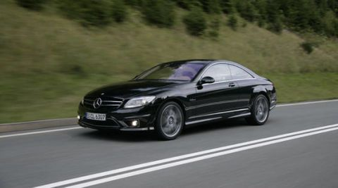 Mercedes-Benz CL63 AMG (2011) - picture 60 of 102