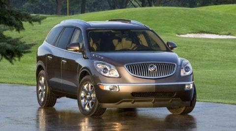 View The Latest First Drive Review Of The 2008 Buick Enclave Find