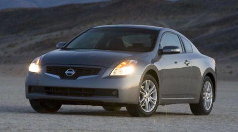 2008 Nissan Altima 3 5 Se Coupe