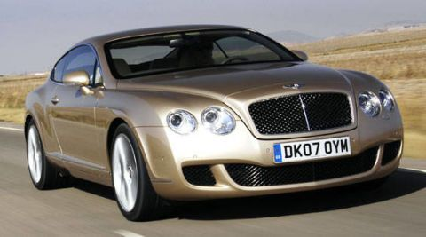 View The Latest First Drive Review Of The 2008 Bentley Continental