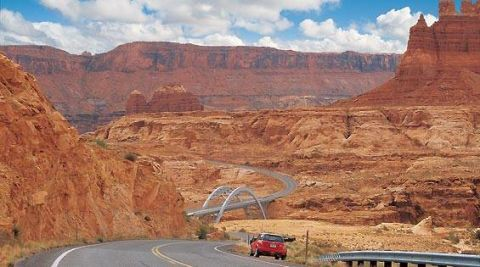 Mountainous landforms, Road, Infrastructure, Highland, Mountain, Road surface, Slope, Geology, Terrain, Formation,