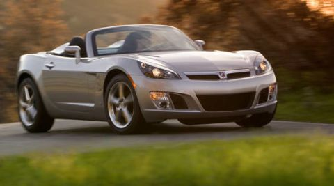 2007 saturn sky redline turbo