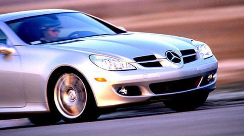 Best All Around Sports Car: Mercedes Benz SLK350. We Go To Great Lengths To  Help You Choose.