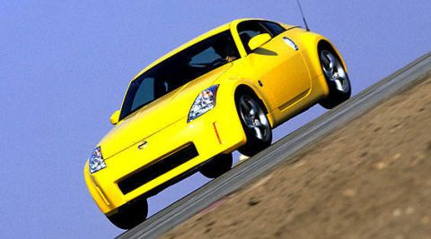 Best All Around Sports Car: Nissan 350Z 35th Anniversary. We Go To Great  Lengths To Help You Choose.