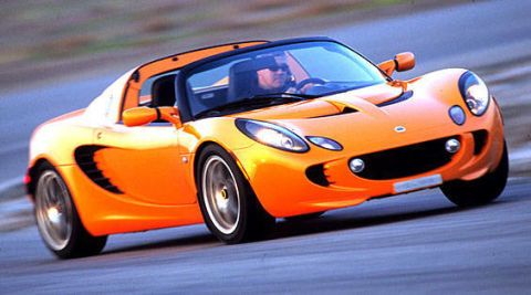 Lotus Sports Car >> Best All Around Sports Car Lotus Elise