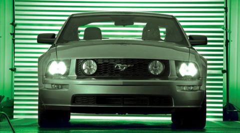 Motor vehicle, Automotive design, Green, Vehicle, Automotive exterior, Headlamp, Hood, Automotive lighting, Grille, Transport,