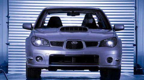 Subaru Impreza Wrx Limited